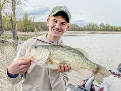 Vermont's bass fishing season starts Saturday, June 12