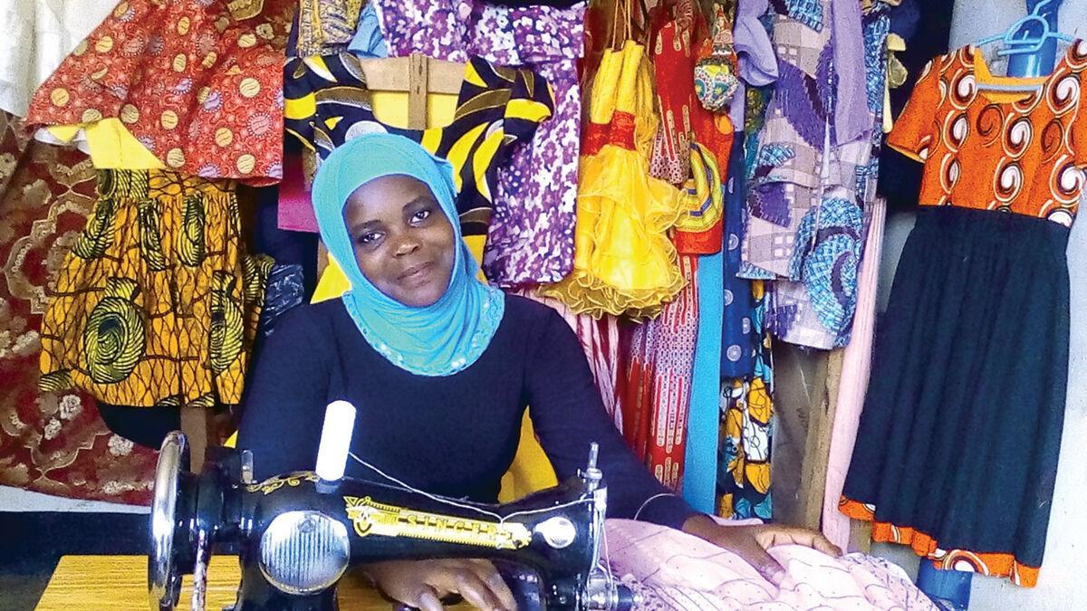 Program donates bikes, sewing machines