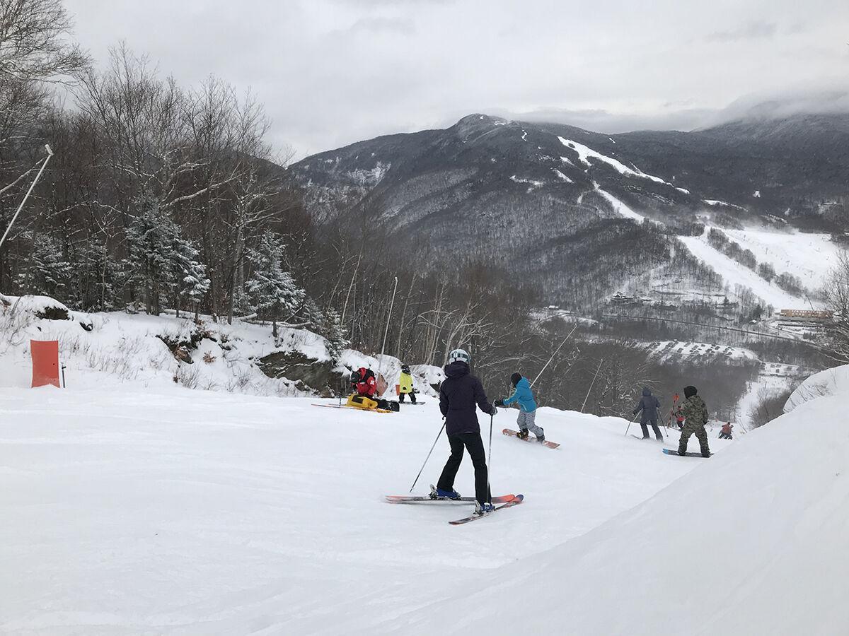 Stowe Mountain Resort's opening day 2020