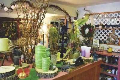 4393 Best flower shop: Uncle George's Flowers