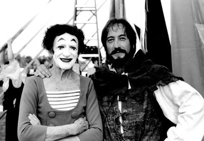 """""""Adventures in Mime & Space: The Legacy of Marcel Marceau"""""""