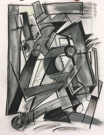 John Matusz's artwork