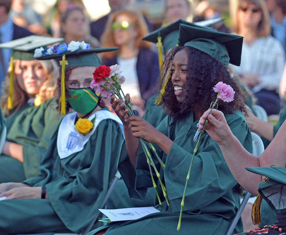 Peoples Academy graduation 2021