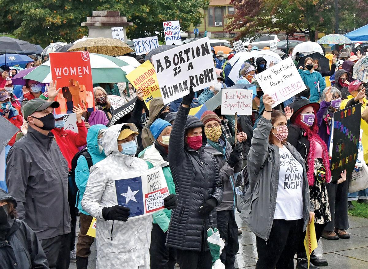 Rally for Reproductive Freedom