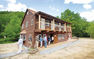 Barnes Camp Visitors Center