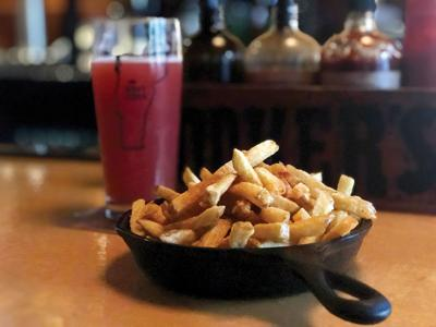Best french fries: Prohibition Pig