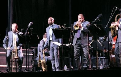 Wynton Marsalis and the Jazz at Lincoln Center Septet
