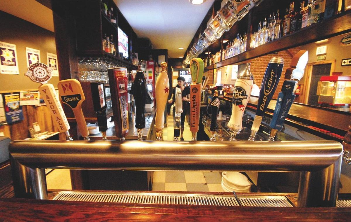4393 Best draft beer selection: The Reservoir