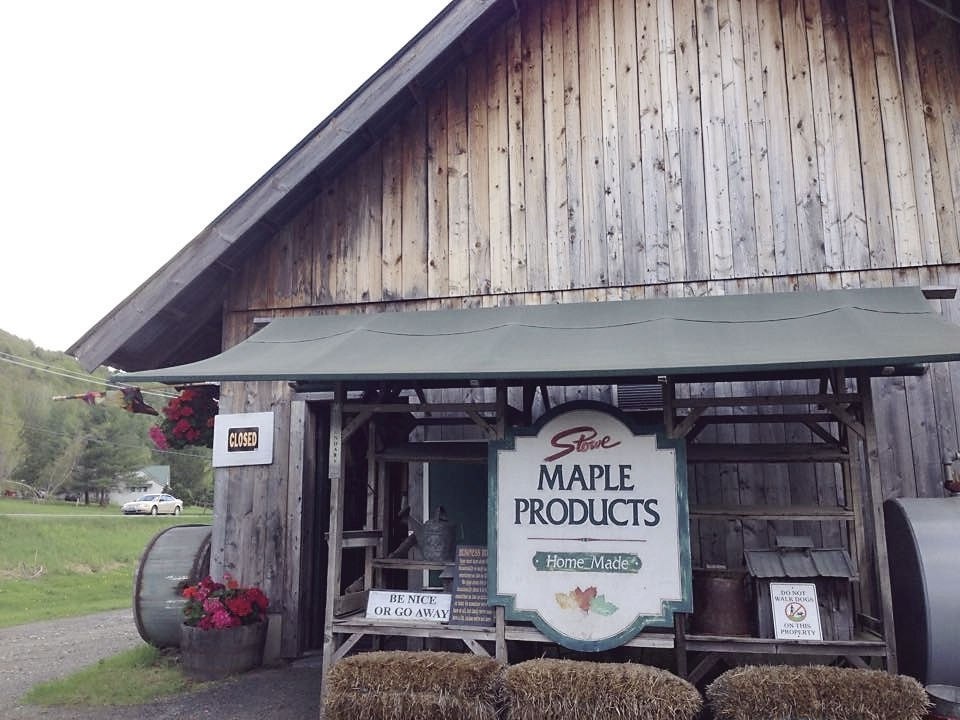 4393 Best maple syrup: Stowe Maple Products