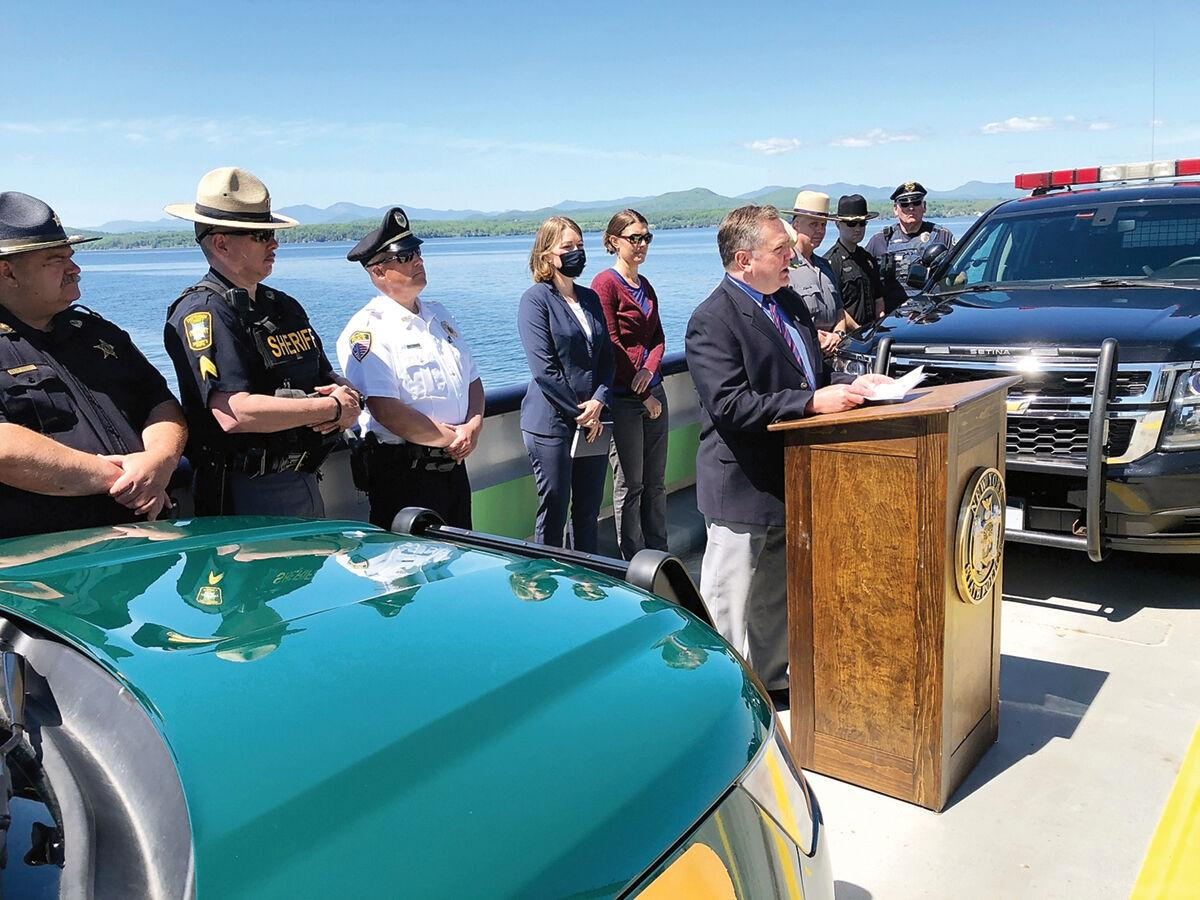 Vermont police agencies lead crackdown on unbelted drivers 1