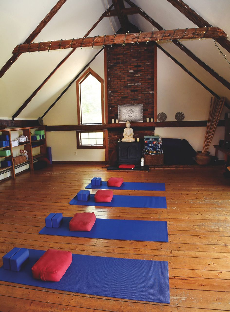 4393 Best yoga studio: The Yoga Barn