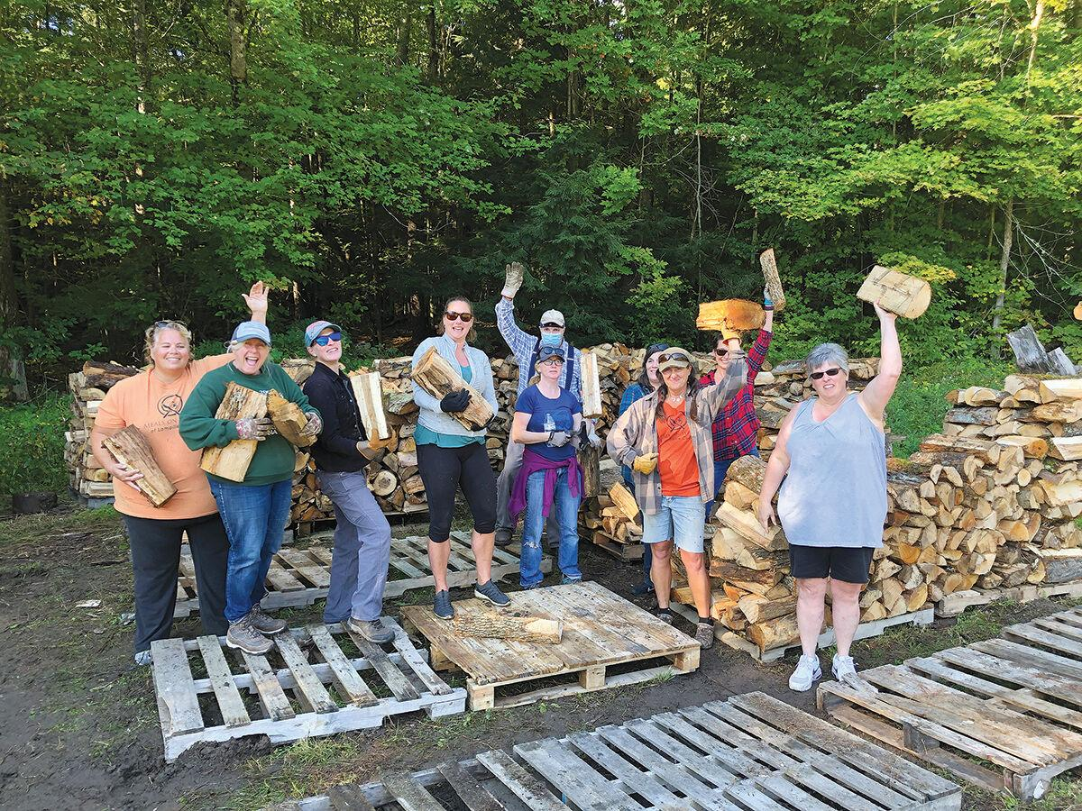 Lamoille Firewood Project
