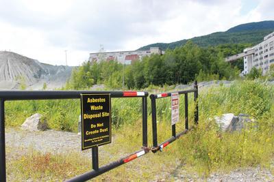 Vermont Asbestos Group mine