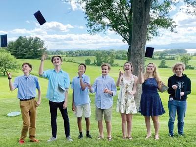 Vermont Day School graduates