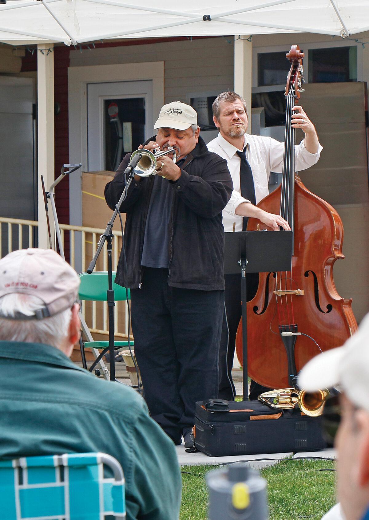 Ray Vega with Vermont Jazz Trio