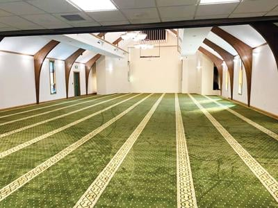 The Islamic Society of Vermont's new mosque