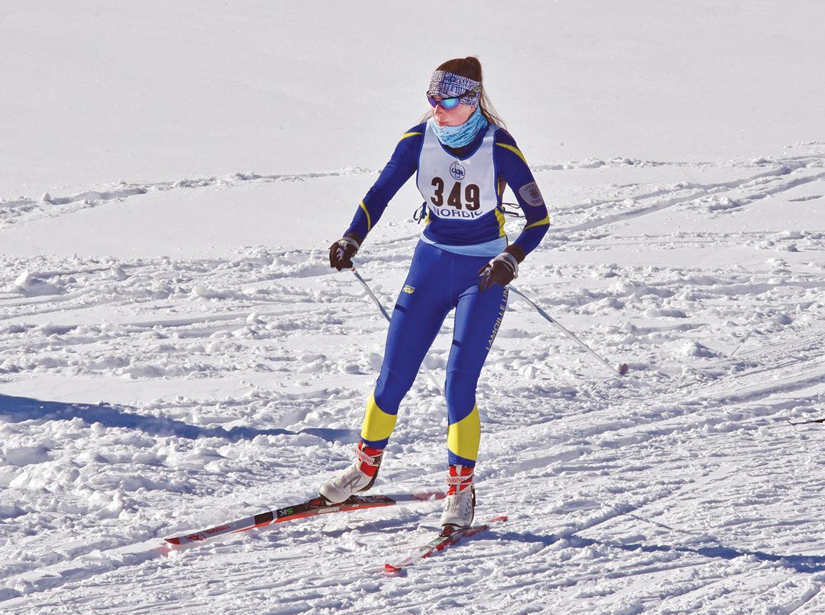 Nordic Lamoille: Wenzdae Wendling