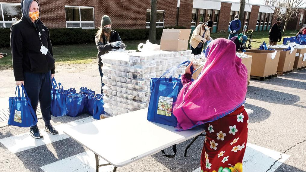 Food insecurity on the rise in COVID