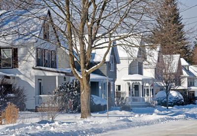 Randall Street neighborhood