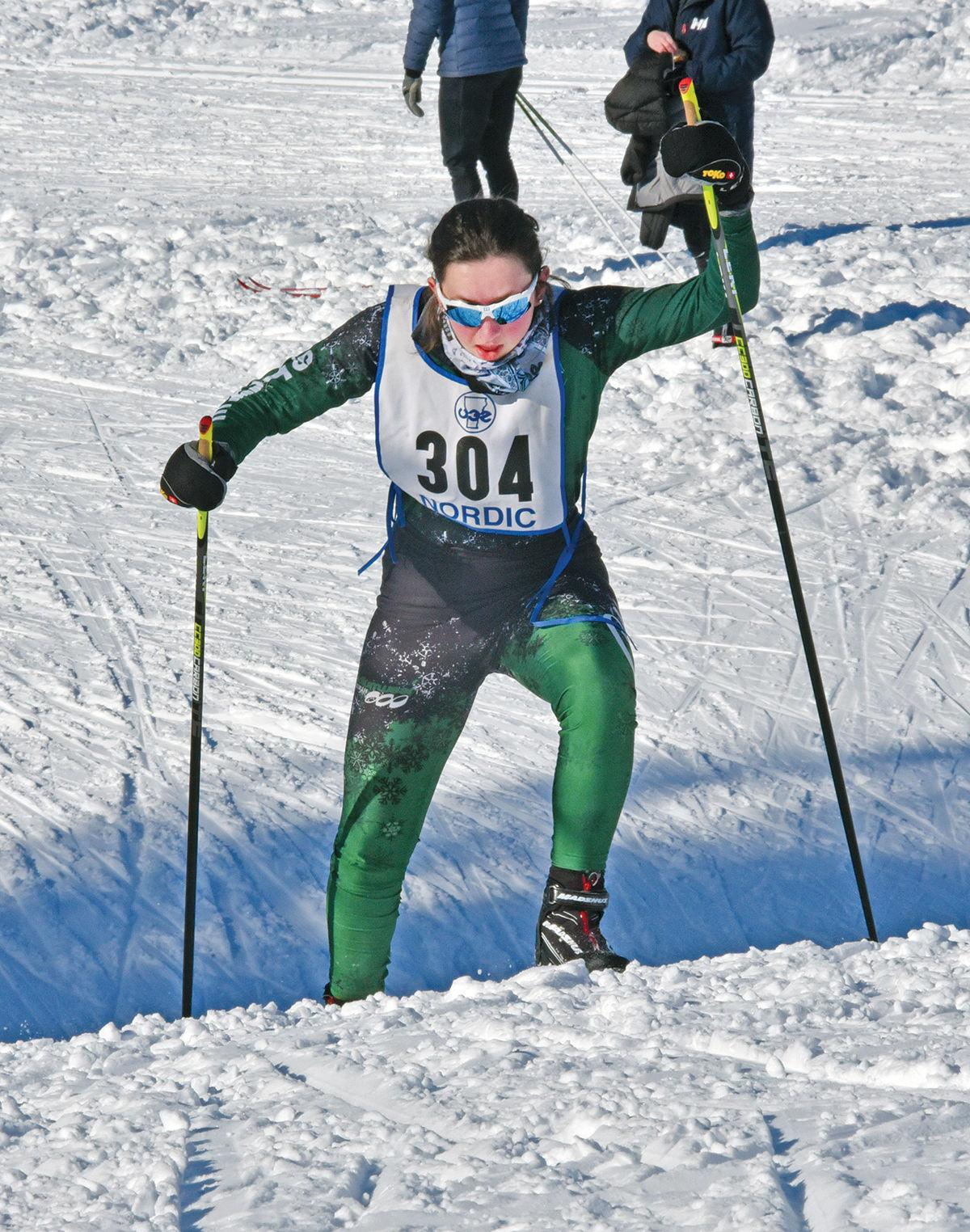 Nordic Stowe High's Andrea Jackman