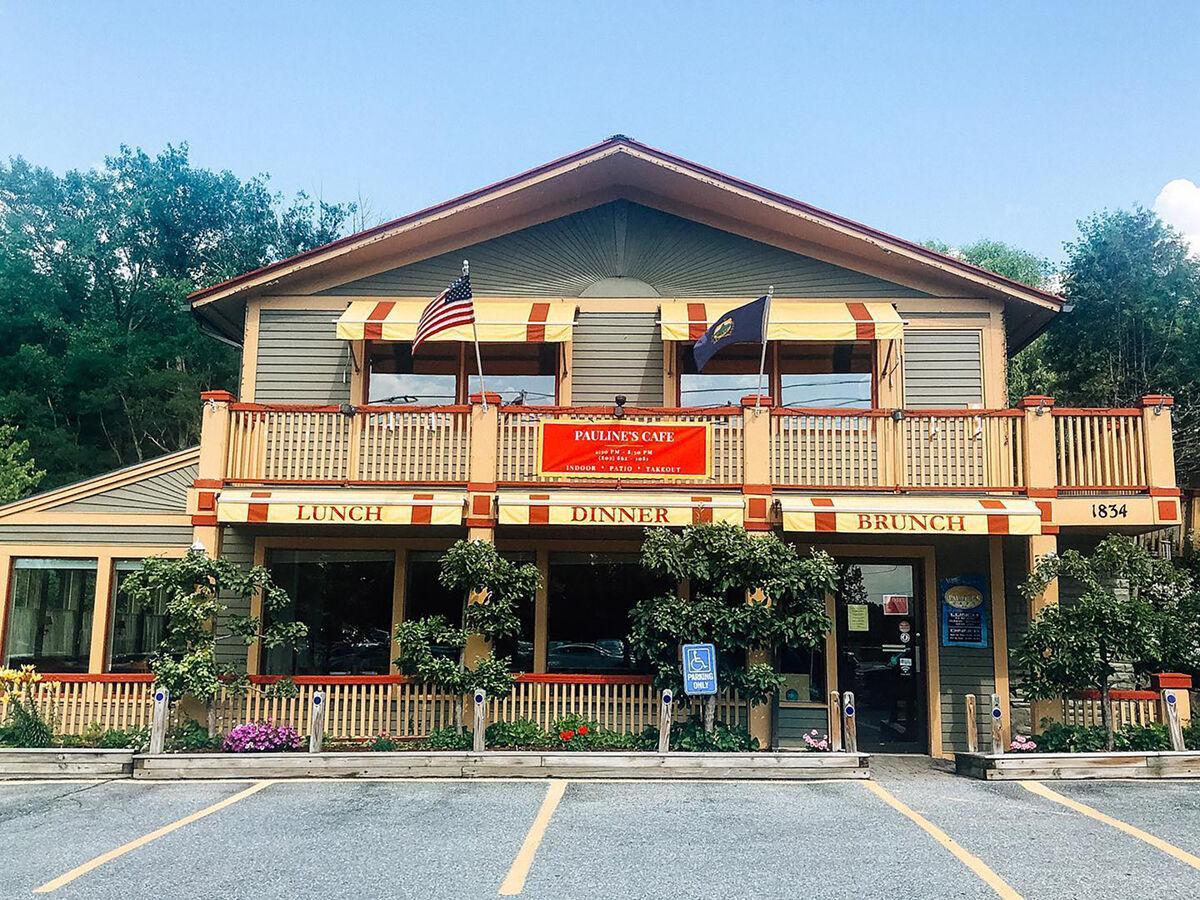 Pauline's Café