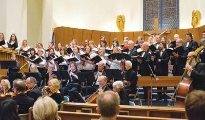 "Vermont Philharmonic Orchestra and Chorus ""Messiah"""