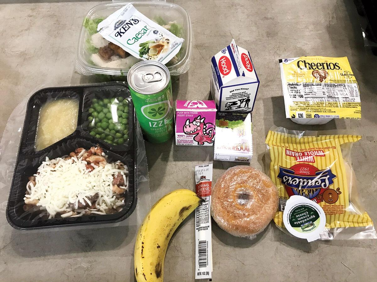 Breakfast and lunch options