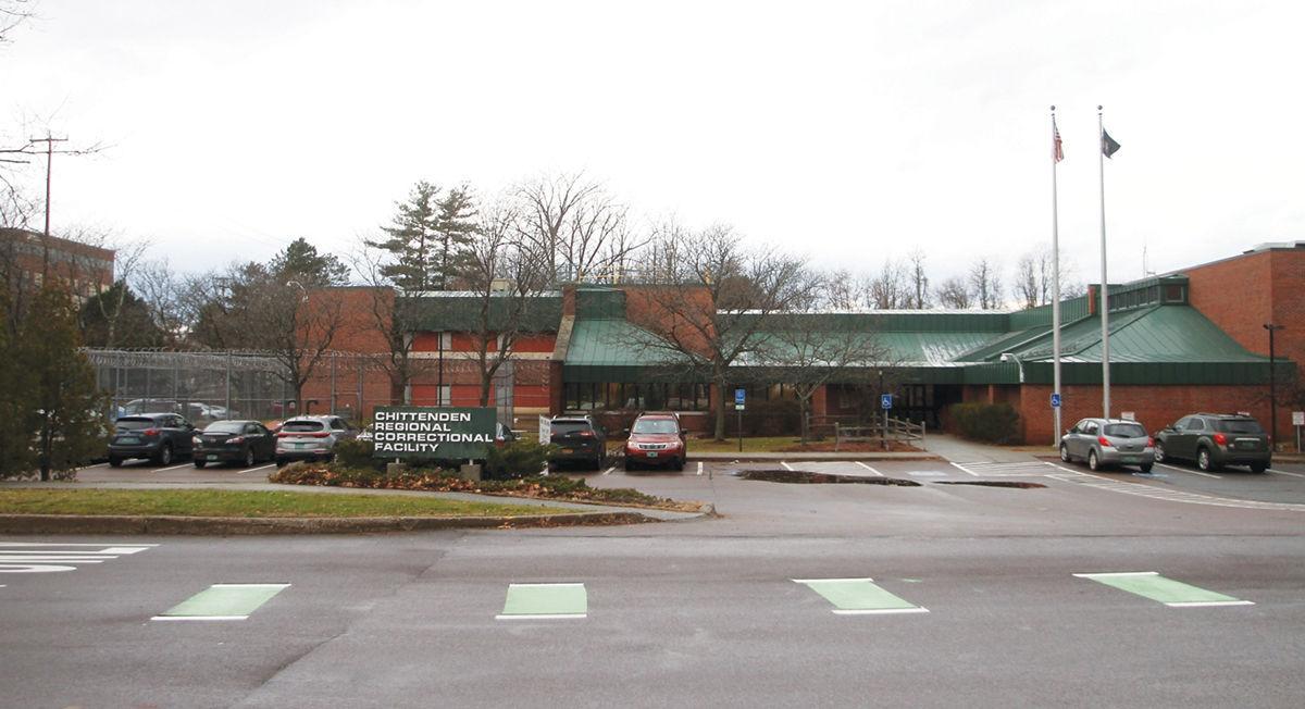 Chittenden Regional Correctional Facility in South Burlington