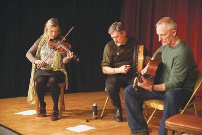 The Knotwork Trio