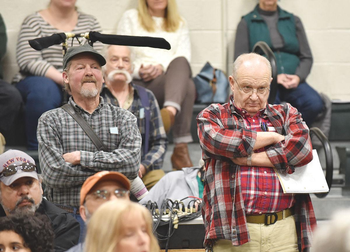 Morristown Town Meeting 2020: Skeptical