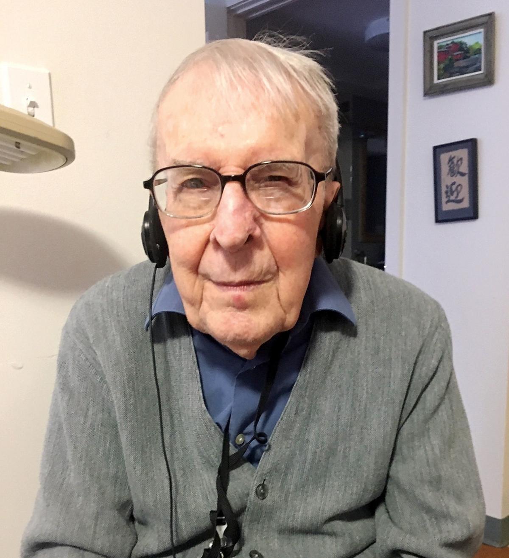 Don Dalton turns 100 years old on Dec. 11