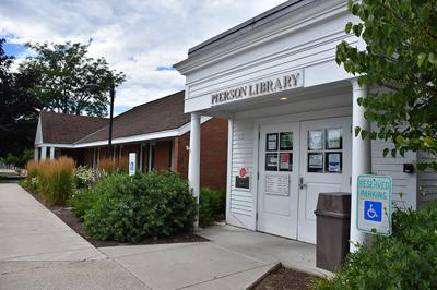 July 28 F Pierson Library S