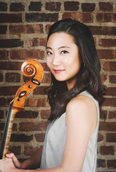 Chamber Music Society: Jia Kim