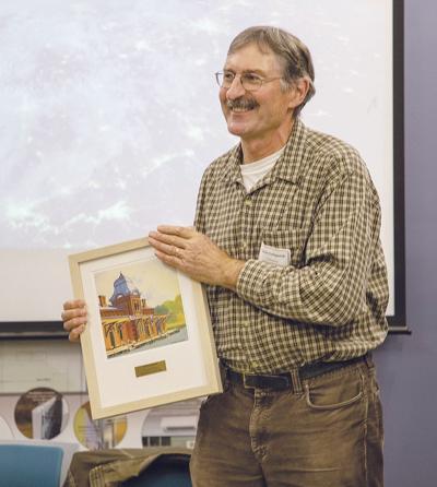 Steve Lotspeich honored