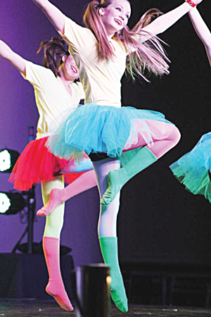 TRIP, based at the Stowe Dance Academy, is a nonprofit dance company for dancers ages 8-18