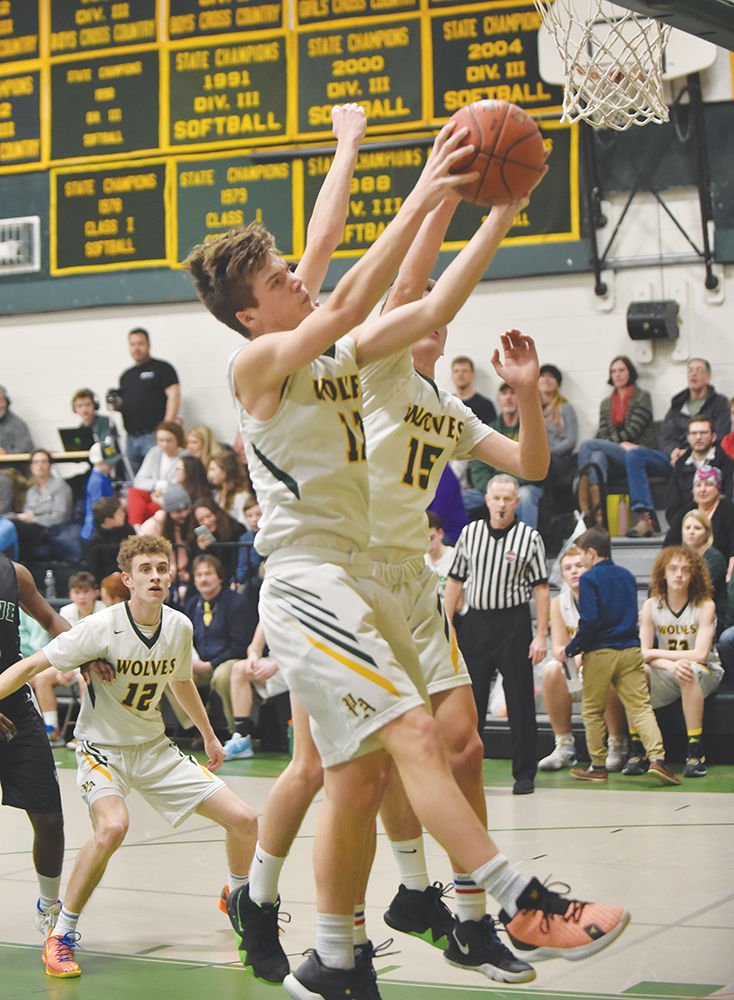 PA boys basketball: Chandler Follensbee