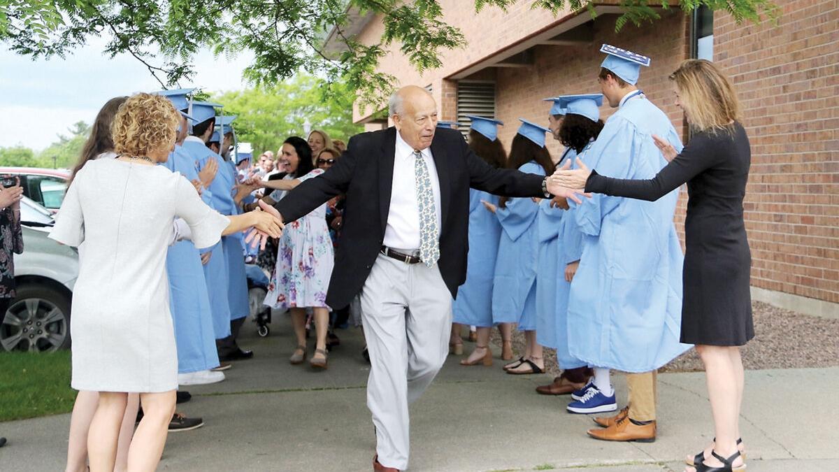 Happy 90th Mr. Marabella