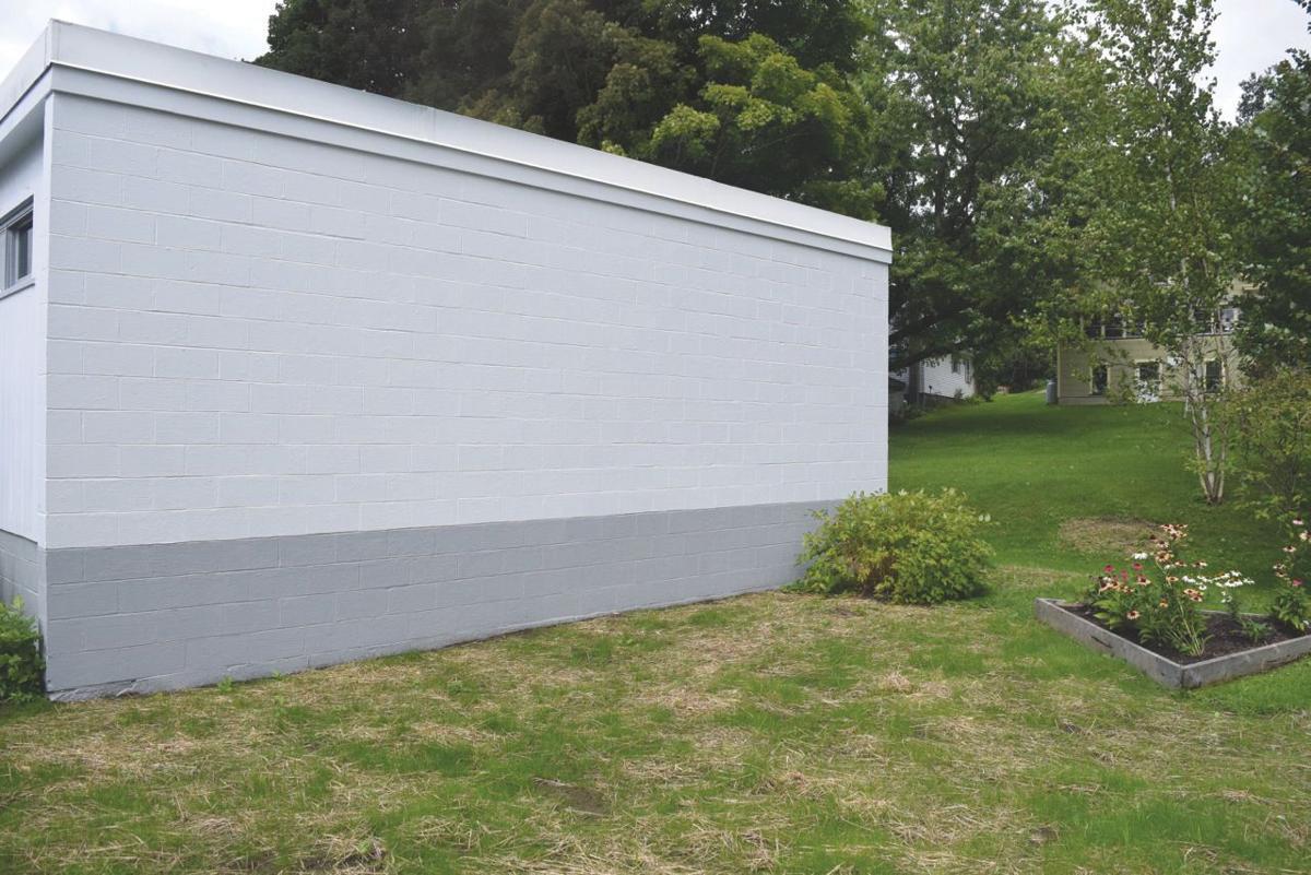 School shed gone