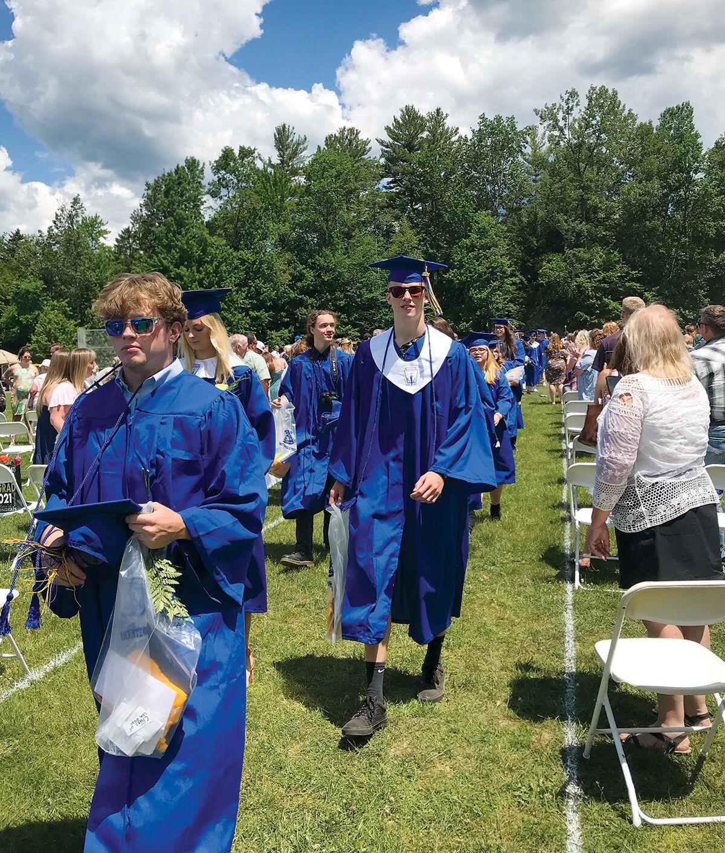 LUHS graduation 2021