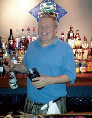 4393 Best bartender: Dennis Tallagnon, Backyard Tavern