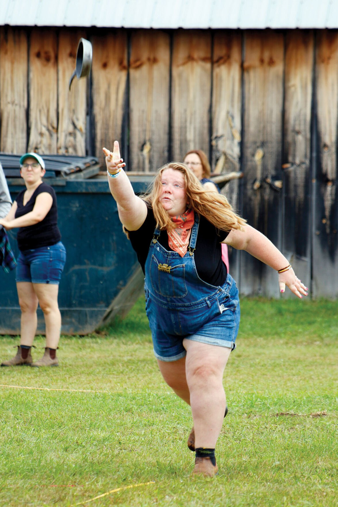 Lamoille County Field Days 2021: Beatrice Potter