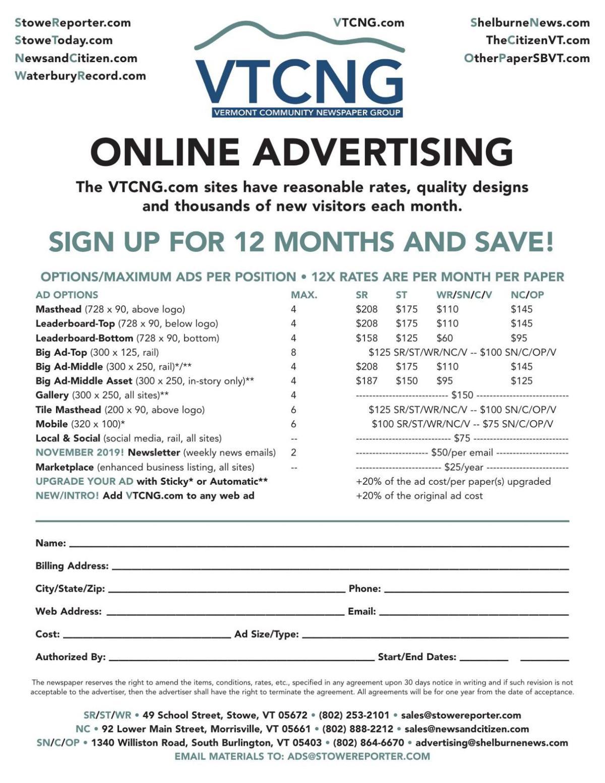 VTCNG Online Advertising