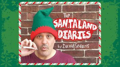 """Santaland Diaries"" Jason Lorber"