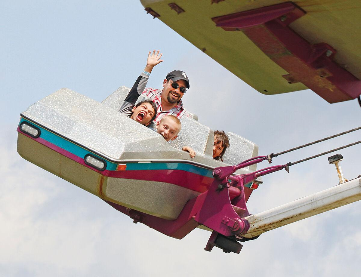 Lamoille County Field Days 2021: Flies again