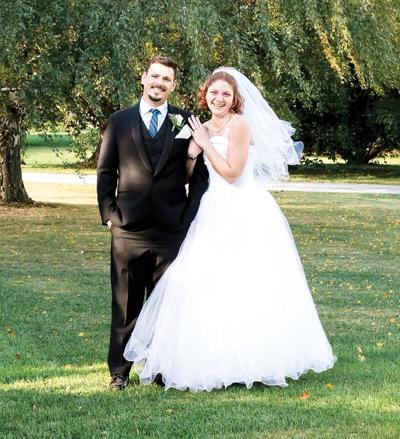 Christy and Jonathan Enos
