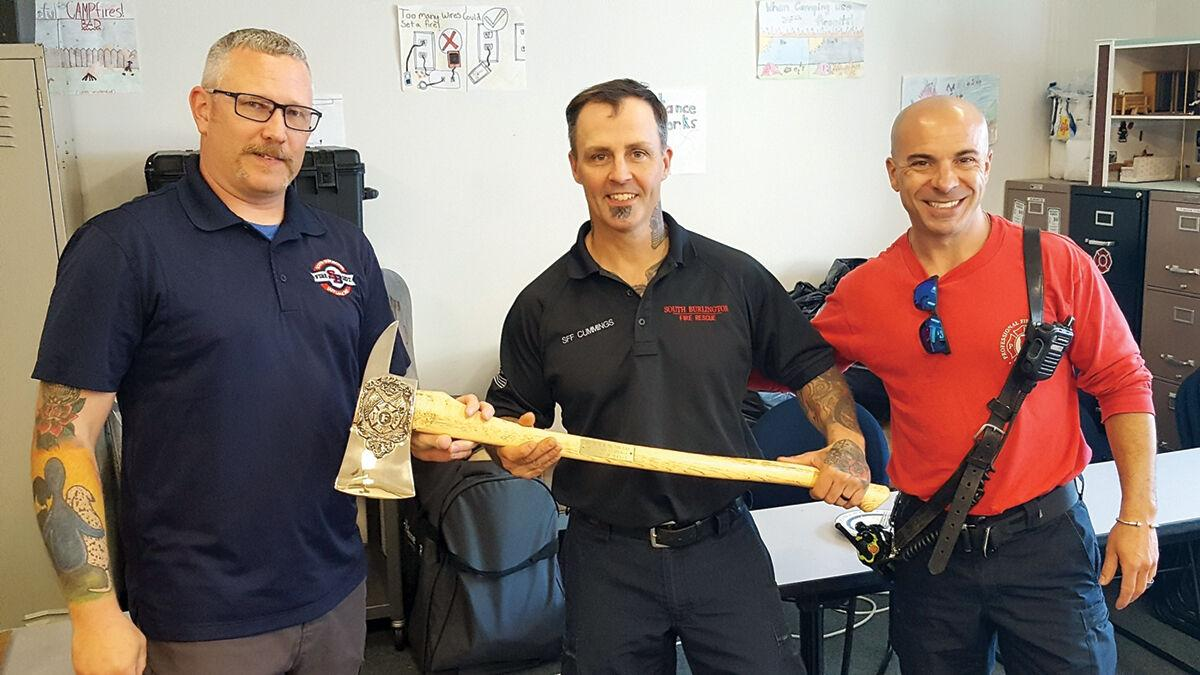 Micah Genzlinger, Jason Cummings, and Brad Datillio