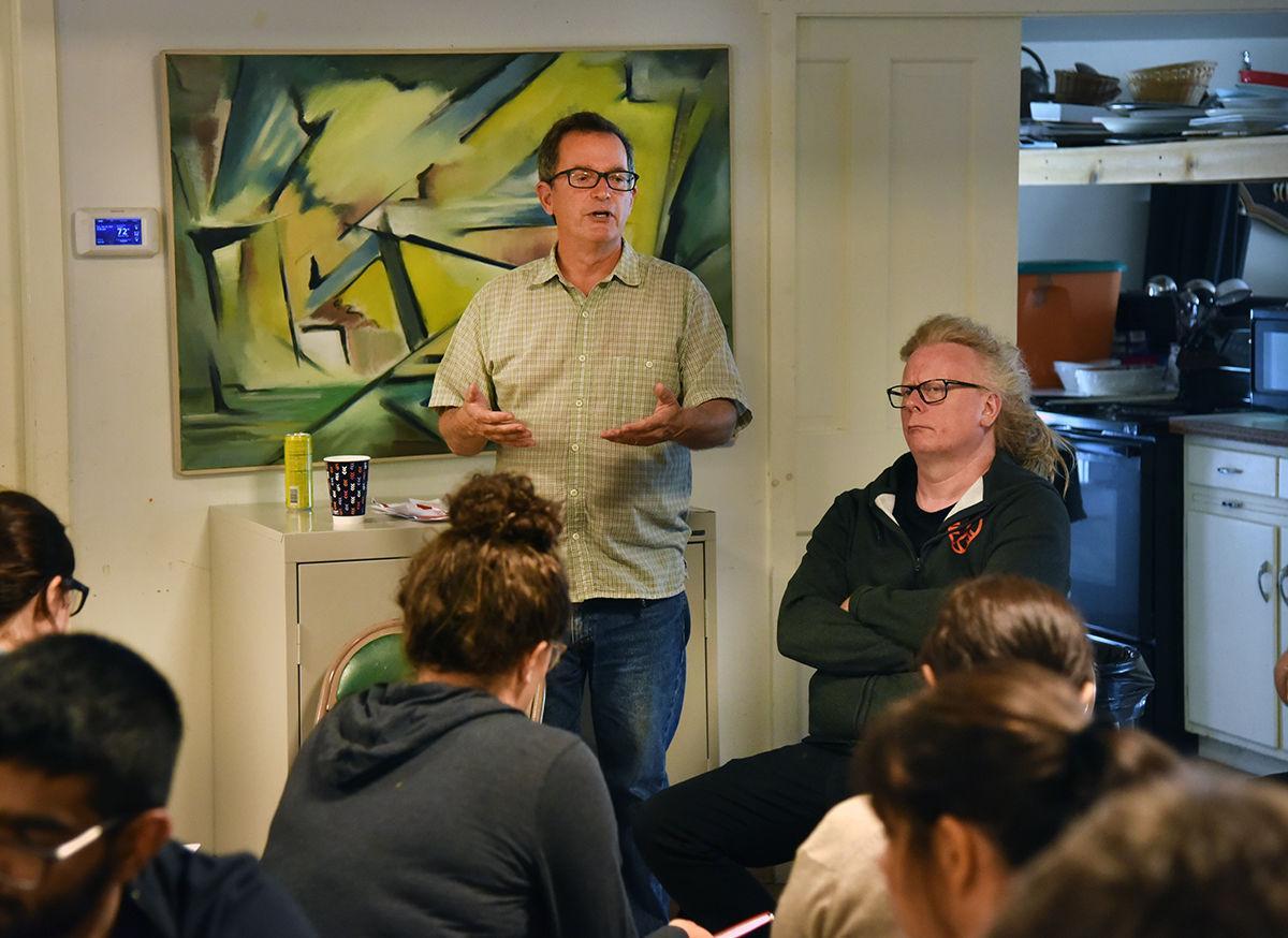 Story Lab: Dave Rocchio