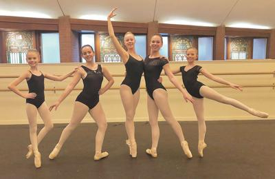 Burklyn Ballet summer program