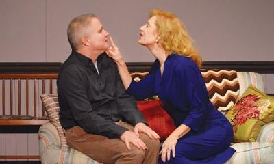 """The Valley Players present """"Out of Sight, Out of Murder"""""""