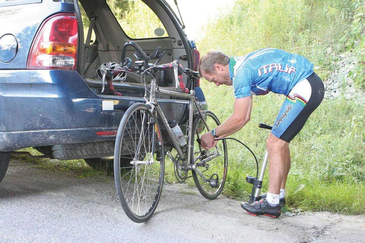 Pumping tire